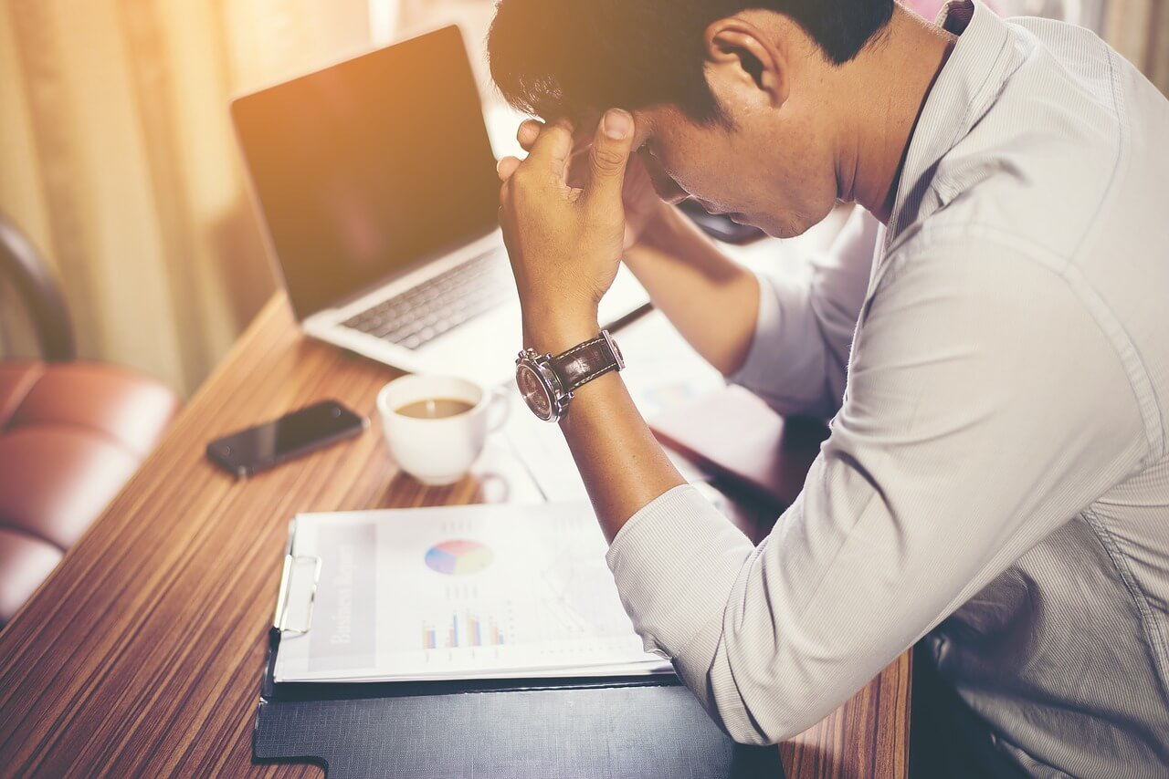 Financial Stress of a Small Business
