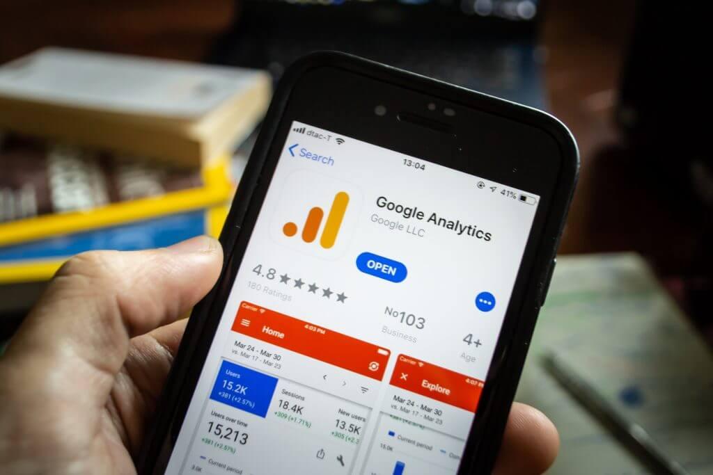 Google Analytics | Monitor Website Traffic