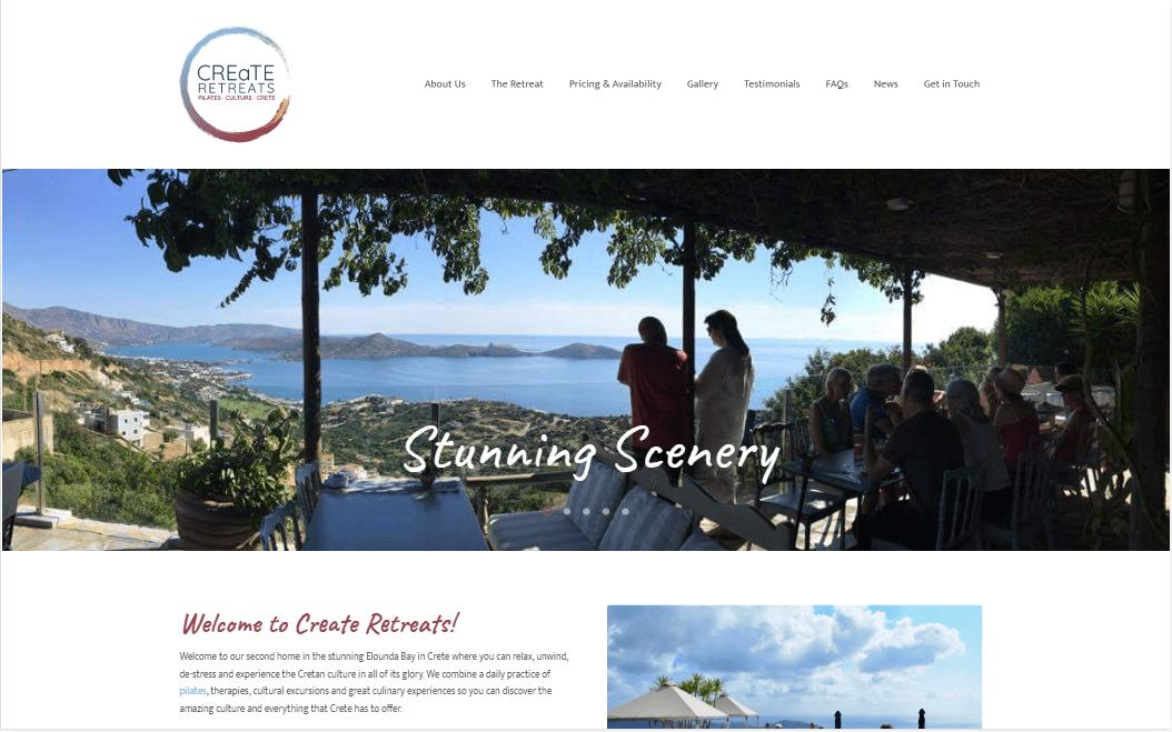 Create Retreats | Pilates and Cultural Retreat Crete