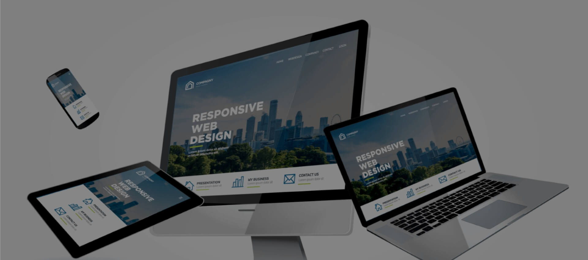 Our Work | Affordable Website Design Newcastle